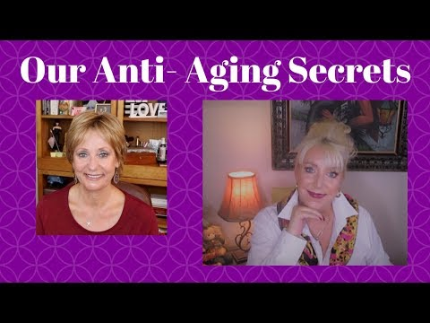 Anti-Aging Secrets with Nathalie The Beauty Diva |Mature Beauty
