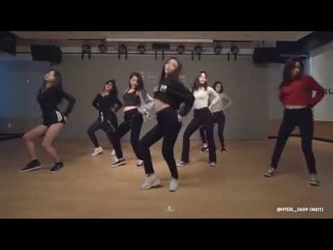 CLC - LA VIE EN ROSE (Magic Dance)