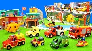 Feuerwehrmann Sam: Feuerwehrautos & Alle Spielzeugautos der Spielzeug Feuerwehr in Pontypandy