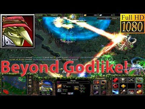 DoTa 6.83 - ТИНКЕР КОТОРЫЙ СМОГ! :D ★ Beyond Godlike! #3