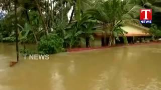 Telangana Govt Donates Rs. 25 Cr Flood Relief Aid For Kerala Govt  live Telugu