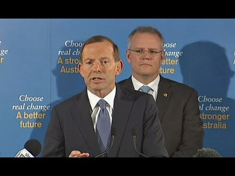 Abbott and Morrison unveil plan to strip asylum seekers of right of appeal