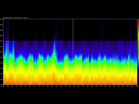 Ionospheric Skip, Long Range OTH, CB Reception on 27028 kHz - 04 Feb 2011 23:45:22UTC