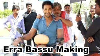 Erra Bassu Movie Making || Dasari Narayana Rao || Manchu Vishnu || Catherine Tresa