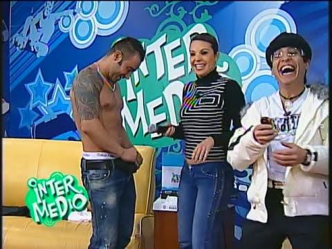Martin Mazza se desnuda en Mexico, GAYGDL (Parte 2 de 3)
