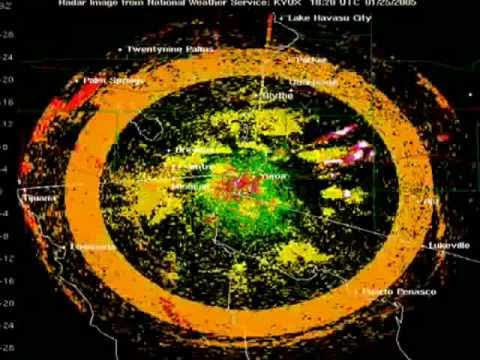 Scientific analysis of chemtrails on doppler radar rules out contrails ...