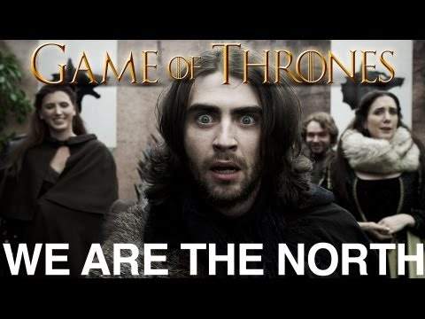"""Game of Thrones"" We are the North (Hodor Remix)"
