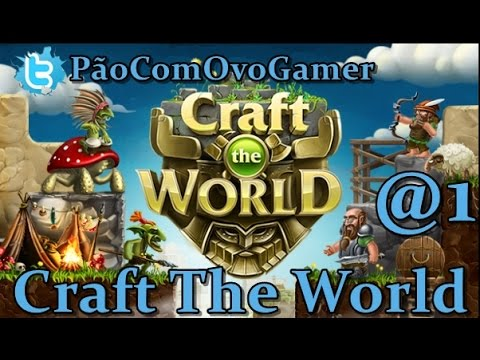 Novo Terraria! Craft The World Gameplay!