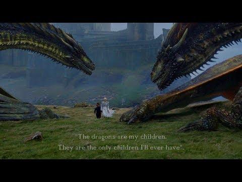 They Re My Children Drogon Viserion Rhaegal