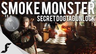 SMOKE MONSTER - Battlefield 1 Secret Dogtag Unlock (A Conflict)