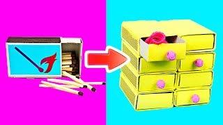DIY Barbie Miniature Dollhouse | Bedroom Barbie Morning Routine | Creative Fun for Kids