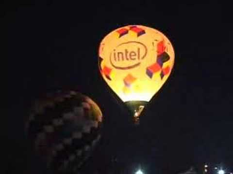 Official Albuquerque International Balloon Fiesta Video