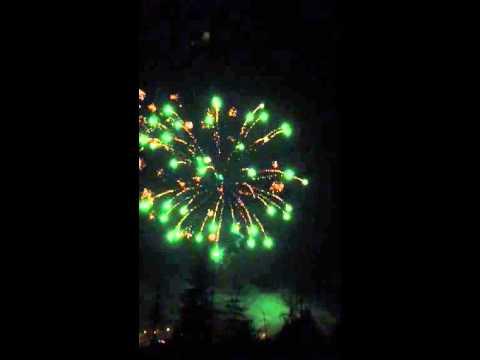 Elk River Idaho Elk River Fireworks