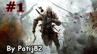 Assassin's Creed 3 - Walktrough Part 1 [No Commentary] HD