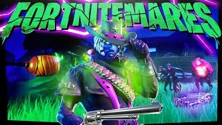 EVERYTHING NEW in Fortnite! - Fortnitemares! NEW Deadfire Skin, Six Shooter Gun & Zombies in BR!?