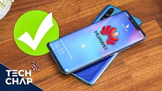 The Huawei BAN has been REVERSED! 😀 | The Tech Chap