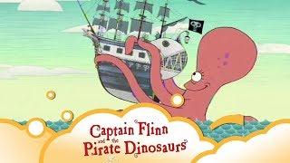Captain Flinn: Squiginator S1 E5 | WikoKiko Kids TV