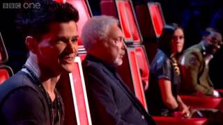 """Голос"" в Англии Voice UK 2013   Ricardo Afonso -"