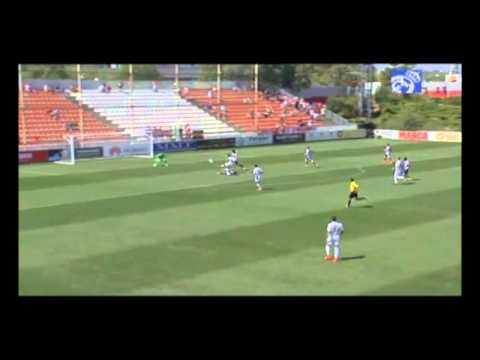 Resumen del Atlético de Madrid B 2-1 Castilla
