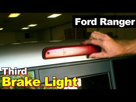 2009 ford f150 third brake light leaking for 2002 ford f150 rear window leak