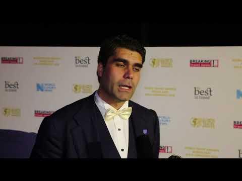 Nehme Imad Darwiche, chief executive, Jannah Hotels & Resorts