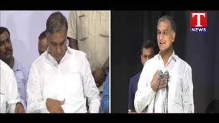 Minister Harish Rao Speech In Jala Kavitotsavam Book Launching Event  Telugu