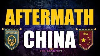 Aftermath Vs China 3vs3 En vivo