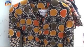 Pojok Eksbis Batik Wistara Kembangkan Batik Abstrak