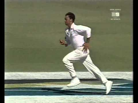 Shoaib Akhtar vs Ricky Ponting PART TWO - HOSTILE BOWLING SPELL - PERTH 1999