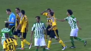 REAL BETIS 4 - 3 REAL ZARAGOZA (22 sep 2011)