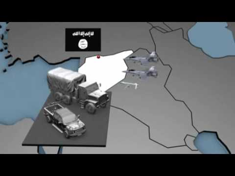 Next Media Video: US strikes armed groups in Syria, including Khorsan group