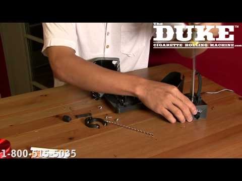 THE DUKE Cigarette Rolling Machine Spring Fix