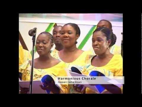Harmonious Chorale-Easter 2012(Heaven Came Down)
