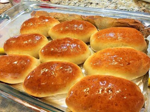Рецепт с фото быстрых пирожков из дрожжевого теста в духовке