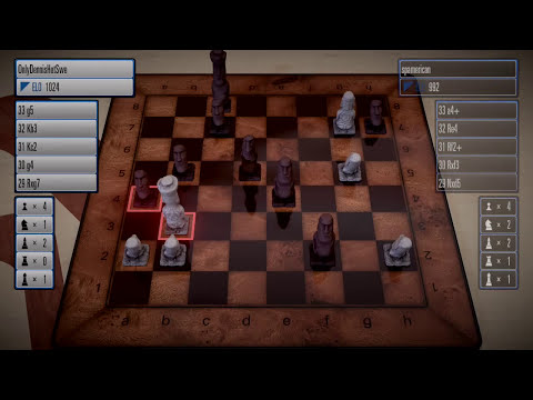 Pure Chess PS4 Online Gameplay! I'm the Winner! :D HD