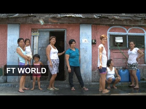 The Philippines - A two sided economy | FT World