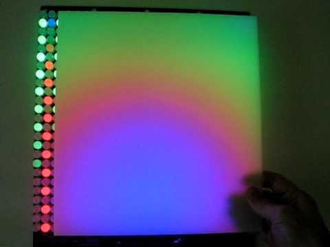 Peggy 2 RGB demo
