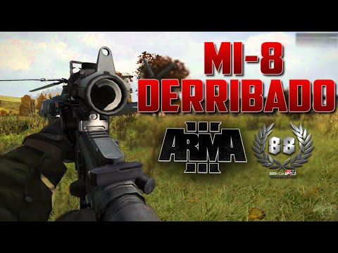 ArmA III | Mi-8 Derribado | 88th Co.