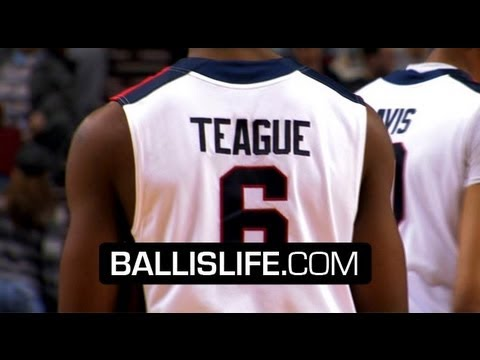 "6'2"" Marquis Teague Mixtape; Top Point Guard of Class of 2011? Kentucky Bound"