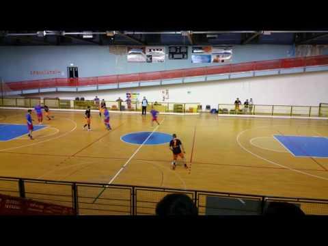 F.C. Backstreet Boys - Rugna 5-3 FUTSAL Novara LEGA5 23/5/2016