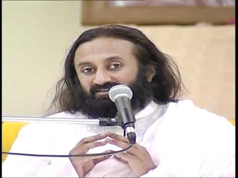 Question And Answer With Sri Sri Ravishankar - Tamil video