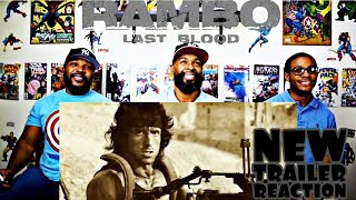 Rambo : Last Blood New Trailer Reaction