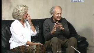 Conscious TV Story - part 2 - Liz Scott interviews Iain and Renate McNay