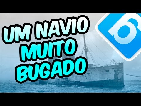 O Navio Bugado
