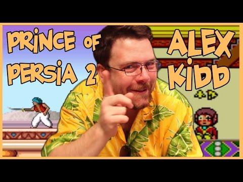 Joueur du Grenier - Alex Kidd in High tech World & Prince of Persia 2
