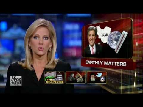 Grapevine » John Kerry Claims 'Climate Change' as Dangerous as Iran Nuke Threat.mp4