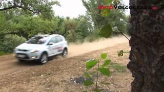 Тест-драйв Ford Kuga - настоящий кроссовер