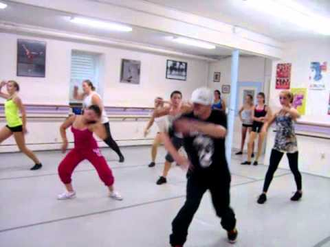 Dancing with Justin Bieber's Dancers Marvin and Mike!! Music Videos