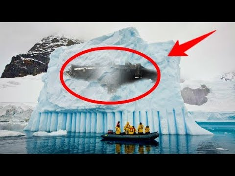 Turns Out Antarctica Holds More Secrets Than we Told