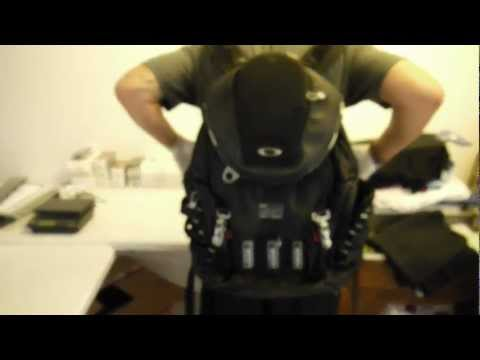 Review Oakley Kitchen Sink Backpack Black New
